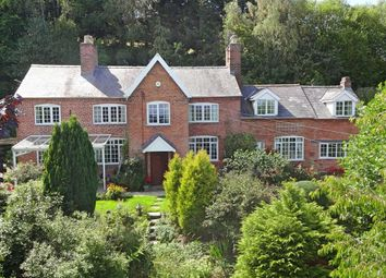 Thumbnail 6 bed detached house for sale in Cefn Y Mynach Cottage, Kerry, Newtown, Powys