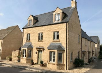 Thumbnail 4 bed end terrace house for sale in Savory Way, Cirencester