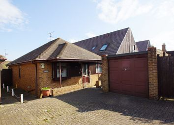 Thumbnail 2 bedroom detached bungalow for sale in Ness Road, Shoeburyness