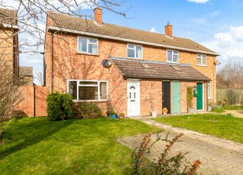 Thumbnail 2 bed semi-detached house for sale in Somerset Road, Wyton, Huntingdon