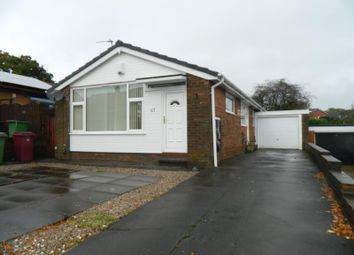 Thumbnail 3 bed bungalow to rent in Laburnum Park, Bolton