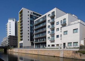 Thumbnail 1 bed flat for sale in Aqua Vista Square, London