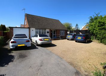 Thumbnail 3 bed detached bungalow for sale in Ramsey Road, St. Ives, Huntingdon