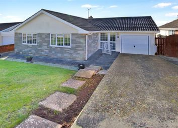 Thumbnail 3 bed detached bungalow for sale in Longlands Drive, Heybrook Bay, Plymouth
