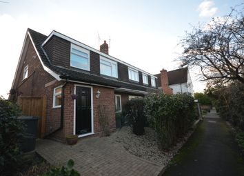 Thumbnail 3 bed semi-detached house for sale in Blackwater Way, Braintree