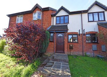 Thumbnail 2 bed terraced house for sale in Finch Close, Tadley