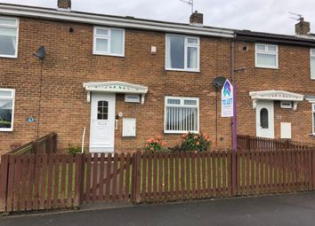 Thumbnail 3 bed terraced house to rent in Tudor Court, Shotton
