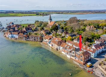 Thumbnail 3 bedroom flat for sale in High Street, Bosham, Chichester, West Sussex