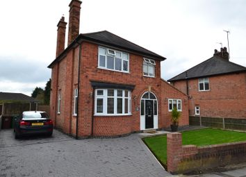 Thumbnail 3 bed detached house for sale in Highgate Road, Sileby, Leicestershire