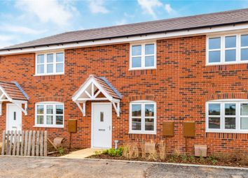 Thumbnail 2 bed terraced house for sale in Opal Row, Bidford-On-Avon, Alcester