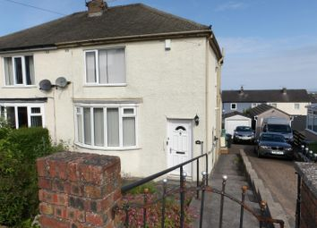 Thumbnail 2 bed semi-detached house for sale in Elterwater Avenue, Workington