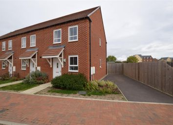 Thumbnail 2 bed end terrace house for sale in Robins Way, Bodicote, Banbury
