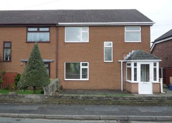 Thumbnail 2 bedroom semi-detached house to rent in Manchester Road, Woolston, Warrington