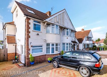 Thumbnail 5 bed semi-detached house for sale in Firswood Avenue, Stoneleigh, Epsom