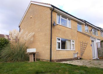 Thumbnail 3 bed end terrace house to rent in Crabtree Lane, Cirencester