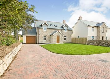 Thumbnail 4 bed detached house for sale in Walters Way, Rosudgeon