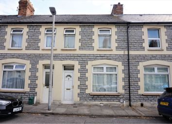 Thumbnail 2 bed terraced house for sale in Coronation Street, Barry