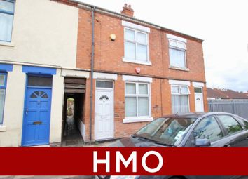 Thumbnail 3 bed terraced house for sale in Rendell Street, Loughborough, 1