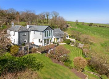 Thumbnail 4 bed detached house for sale in Dittisham, Dartmouth, Devon