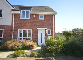Thumbnail 3 bed semi-detached house to rent in Burghley Close, Teal Farm Park, Washington, Tyne & Wear.