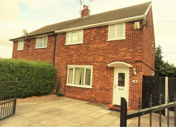 Thumbnail 3 bed semi-detached house for sale in Gilbert Avenue, Tuxford, Newark