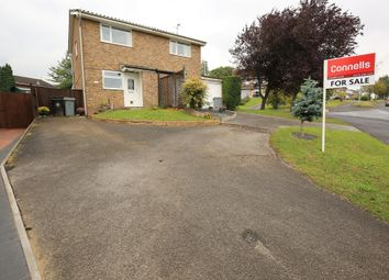 Thumbnail 2 bed semi-detached house for sale in Barrowby Gate, Grantham