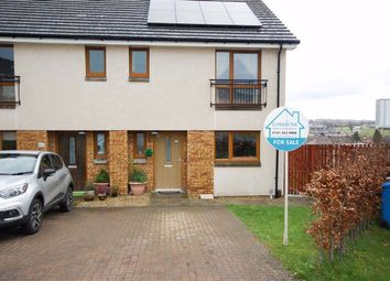 Thumbnail 3 bed semi-detached house for sale in Kerry Place, Drumchapel, Glasgow