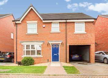Thumbnail 4 bed detached house for sale in Jackson Crescent, East Leake, Loughborough