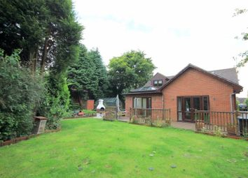 Thumbnail 4 bed detached house for sale in Sandon Road, Cresswell, Stoke-On-Trent
