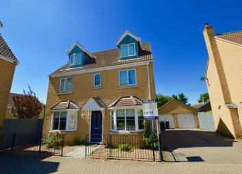 Thumbnail 5 bed detached house for sale in Collyns Way, Collyweston, Stamford