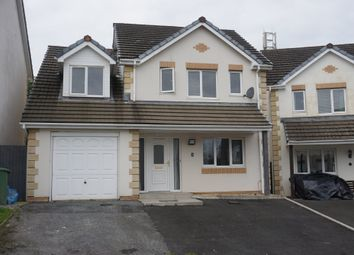 Thumbnail 4 bed detached house for sale in Craig Y Llety, Upper Tumble, Llanelli