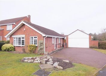 Thumbnail 3 bed detached bungalow for sale in Kensington Drive, Four Oaks, Sutton Coldfield