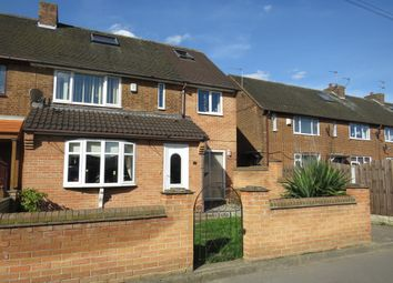 Thumbnail 4 bedroom end terrace house for sale in Wellington Road, Lindholme, Doncaster