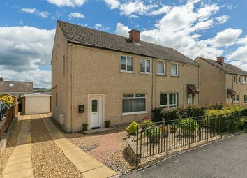 Thumbnail 3 bed semi-detached house for sale in Lawrie Drive, Penicuik