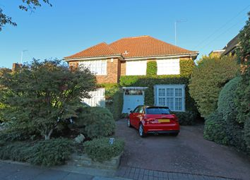 Thumbnail 4 bed detached house for sale in Norrice Lea, London
