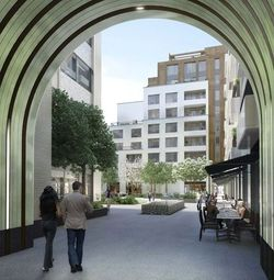 Thumbnail 3 bed flat for sale in Rathbone Place, Fitzrovia, London