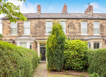 Thumbnail 2 bed cottage for sale in Pontefract Road, Ackworth, Pontefract