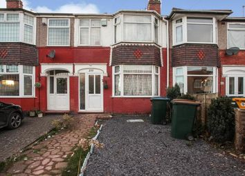 Thumbnail 3 bed terraced house for sale in Grangemouth Road, Radford, Coventry, West Midlands