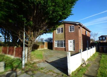 Thumbnail 4 bed detached house for sale in Pilling Close, Southport, Lancashire, Uk