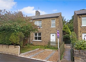 Thumbnail 3 bed end terrace house for sale in Long Lane, Dalton, Huddersfield