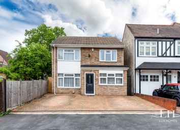 Thumbnail 3 bed detached house for sale in Erroll Road, Romford