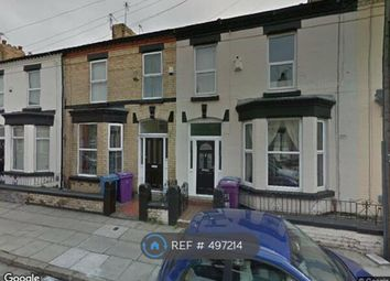 Thumbnail 5 bed terraced house to rent in Nicander Road, Liverpool