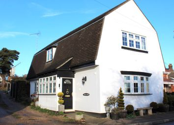 Thumbnail 2 bed detached house for sale in The Street, Ramsey, Harwich