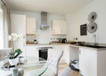 "Thumbnail 2 bed terraced house for sale in ""The Hindhead"" at Pinn Court Lane, Pinhoe, Exeter"