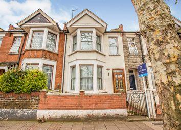 Thumbnail 3 bedroom terraced house for sale in Prince Regent Lane, London