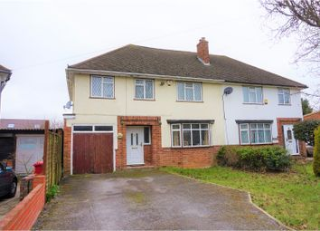 Thumbnail 4 bed semi-detached house for sale in Blenheim Road, Slough