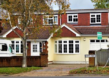 Thumbnail 5 bed detached house for sale in City Way, Rochester