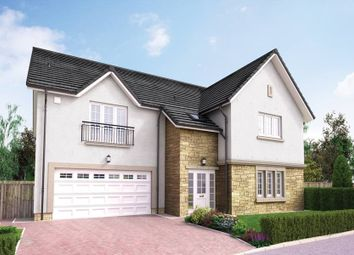 "Thumbnail 5 bed detached house for sale in ""The Moncrief"" at Mearnswood Place, Newton Mearns, Glasgow"