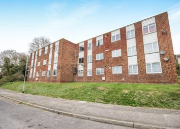 Thumbnail 2 bedroom flat for sale in Holywell Avenue, Folkestone