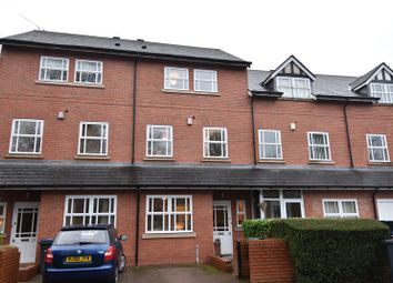 Thumbnail 3 bedroom town house for sale in Riverside Drive, Selly Park, Birmingham